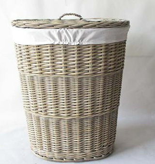 storage basket,wicker laundry basket,willow basket