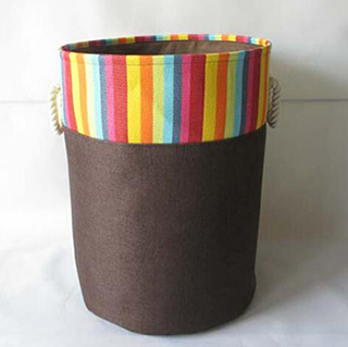 laundry basket,storage basket,canvas basket
